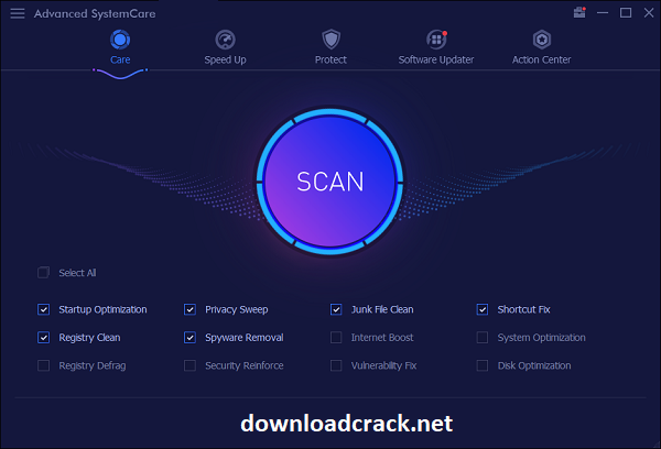 Advanced SystemCare Pro 15.0.1 Crack With License Key 2022 [Latest] Free