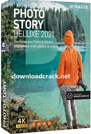 MAGIX Photostory Deluxe 21.0.1 Crack With Serial Number 2022 Free