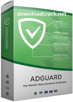Adguard Premium 7.6.1 Crack With License Key 2021 Full Free Download