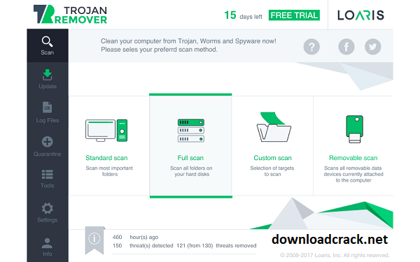 Loaris Trojan Remover 3.1.87 Crack With License Key Free Download