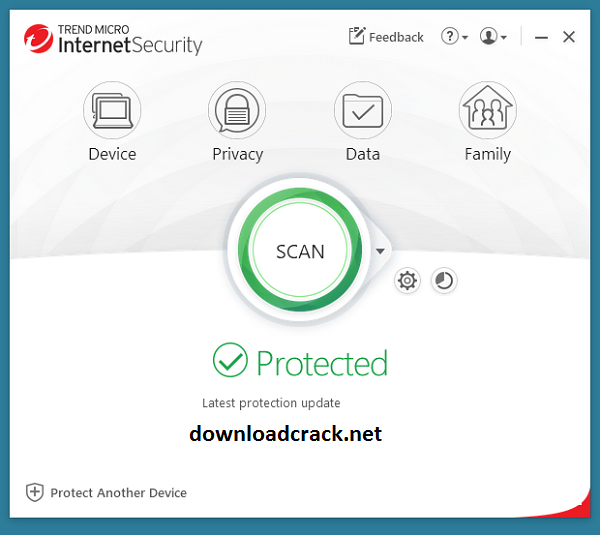 Trend Micro Internet Security 17.0.1150 Crack With Keygen 2021 Full Free