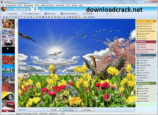 FotoWorks XL 2021 Crack v21.0.2 With Registration Key [Latest] Full Free