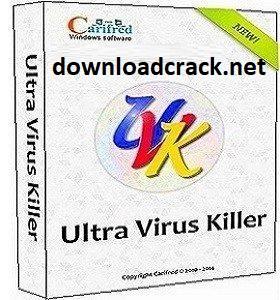 UVK Ultra Virus Killer 10.20.6 Crack With License Key 2021 Full Free