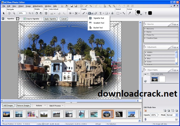 ACDSee Photo Editor 11.1 Crack With License Key 2021 Free Download